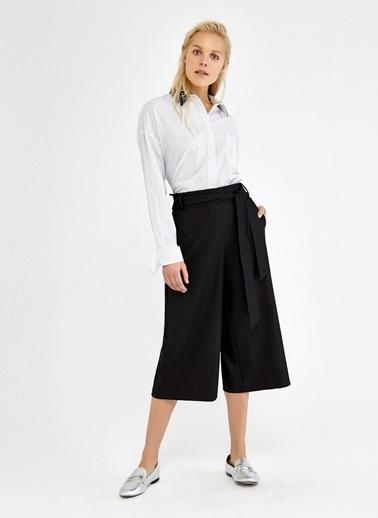 Çizgili Uzun Kollu Gömlek-Ipekyol